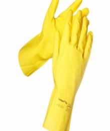Перчатки резиновые Эконохендс