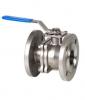 Кран шаровый полнопроходной фланцевый 2528 DN015-200, PN40